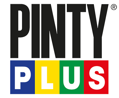 Pintyplus, spray paint