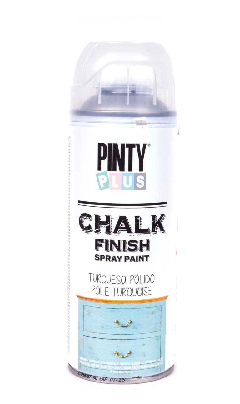Pintyplus Chalk paint spray Pale Turquoise
