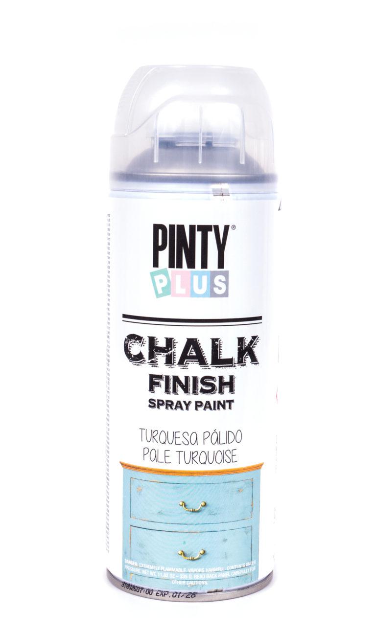 Pintyplus Chalk paint spray Pale Turquoise