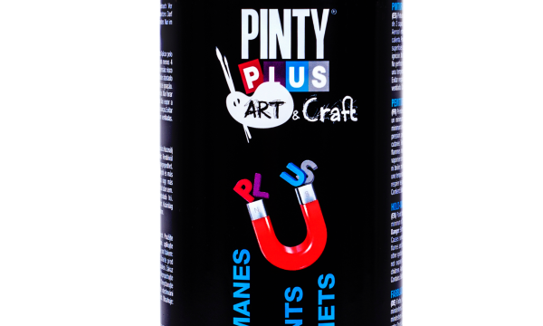 Pintura aguanta imanes en spray Pintyplus Art