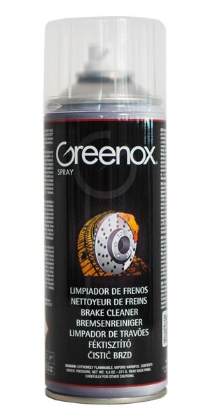 Spray limpia frenos Greenox