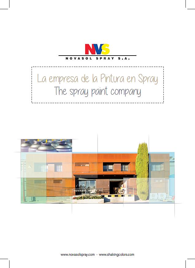 Novasol Spray Company
