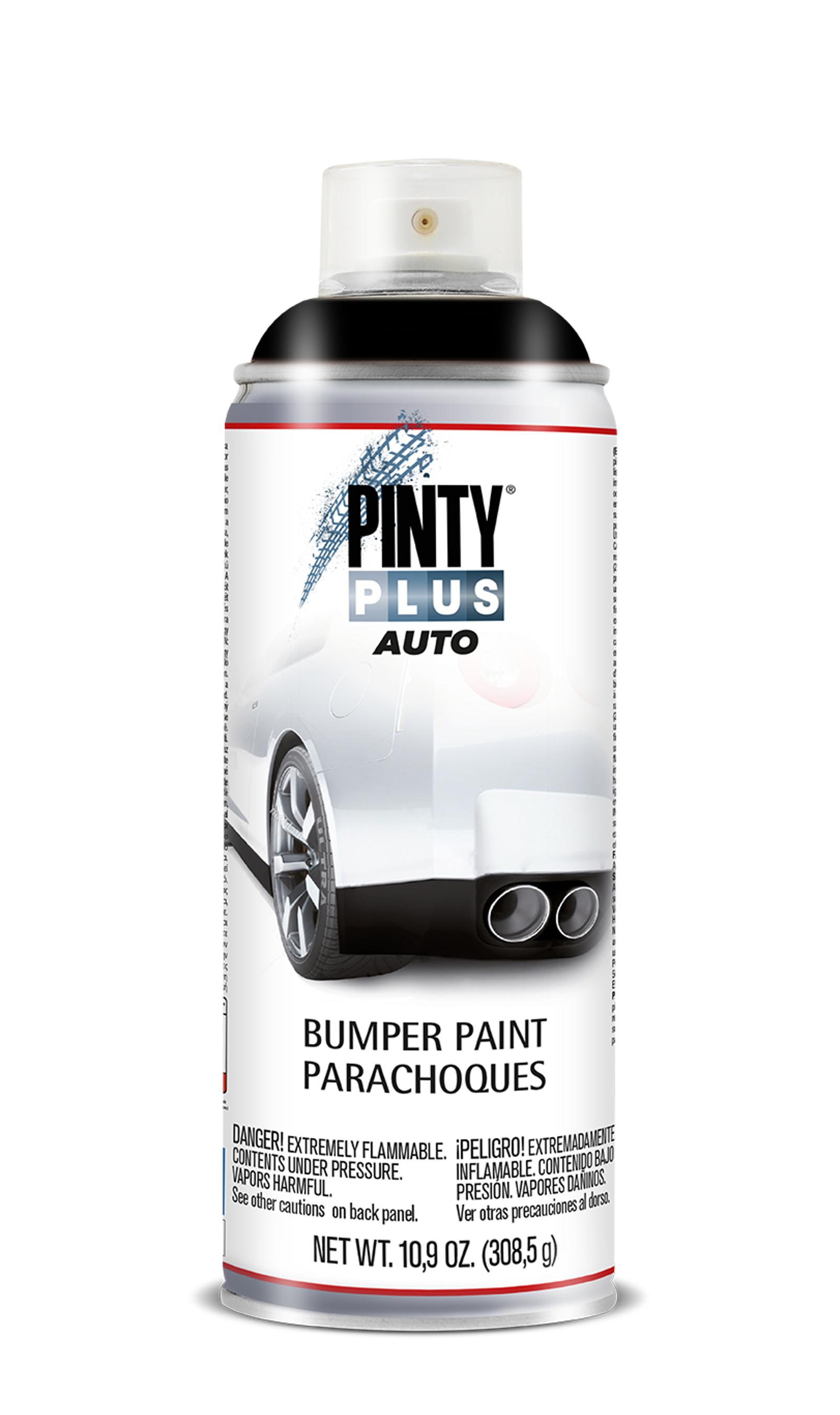 Pintura en spray para parachoques Pintyplus Auto bumper